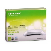 Маршрутизатор TP-LINK TL-WR840N 100 Мбит/с Wireless Router 802.11g, 4-ports,, 300Мбит/с