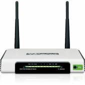 Маршрутизатор TP-LINK TL-MR3420 300 Мбит/с Wireless Router 802.11g 3G/WAN failover, 2T2R, 2.4GHz, 80